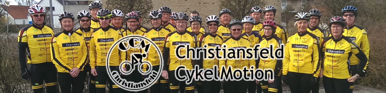 Christiansfeld CykelMotion